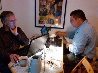 Joe_and_Adrian_Pair_Programming